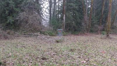 Camp Taloali, Jerry Miller DGC, Hole 3 Putt