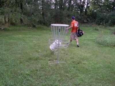 TGC, Main course, Hole 1 Putt