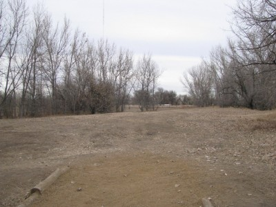 Oxbow, Main course, Hole 11 Tee pad