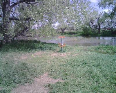 Oxbow, Main course, Hole 9 Short approach