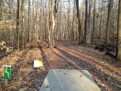 Iron Hill, Main course, Hole 17