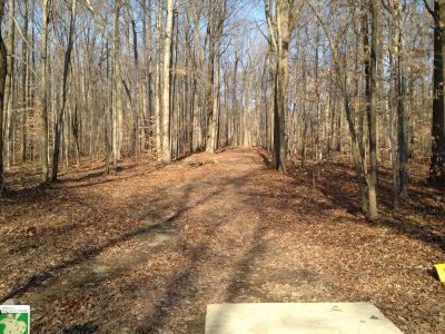 Iron Hill, Main course, Hole 5