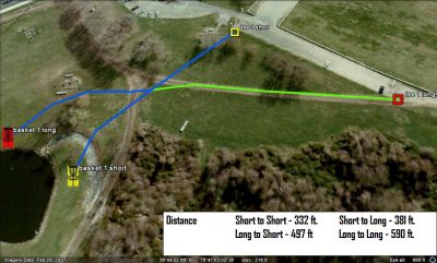 Carousel Park, Main course, Hole 1 Hole sign