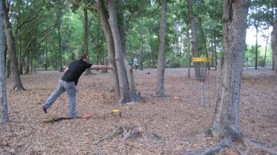 Joe Moody Harris Park, Main course, Hole 5 Putt