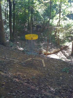 Nevin Park, Main course, Hole 3 Putt