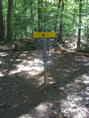 Nevin Park, Main course, Hole 4 Putt
