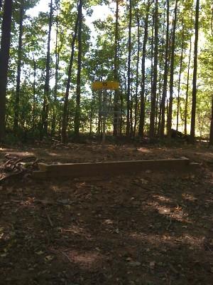 Nevin Park, Main course, Hole 15 Short approach