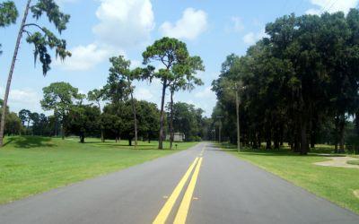 Pine Oaks, Main course, Hole 24