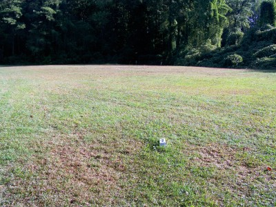 Chamblee Church, Main course, Hole 7 Tee pad
