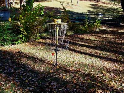 Perkerson Park, Main course, Hole 7 Putt