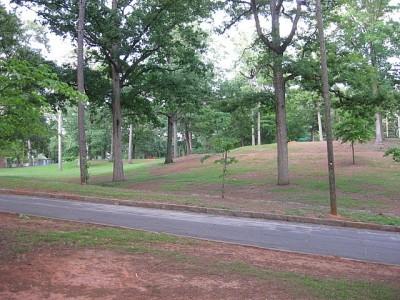 Perkerson Park, Main course, Hole 2 Tee pad