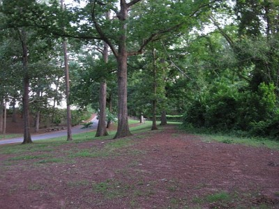 Perkerson Park, Main course, Hole 5 Midrange approach