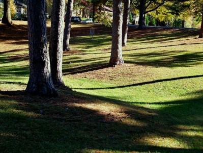 Perkerson Park, Main course, Hole 15 Midrange approach