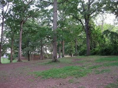 Perkerson Park, Main course, Hole 5 Long approach