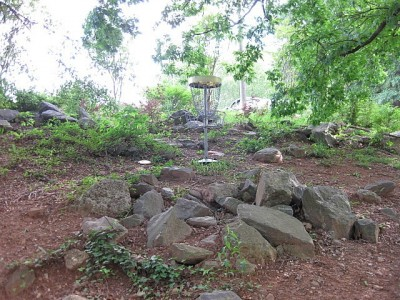 Perkerson Park, Main course, Hole 6 Putt
