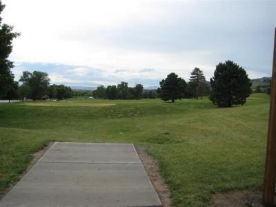 University of Utah, Main course, Hole 7 Tee pad