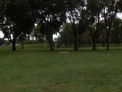 Pete Crivaro Park, Main course, Hole 3 Long tee pad