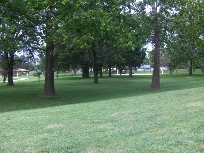 Pete Crivaro Park, Main course, Hole 7 Long tee pad
