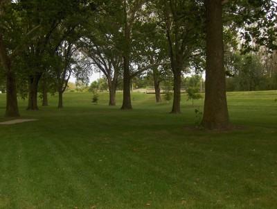 Pete Crivaro Park, Main course, Hole 5 Long tee pad