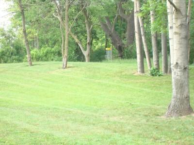 Pierson Road YMCA, YMCA Camp Boomerang Course, Hole 2 Tee pad