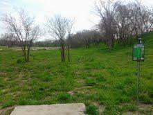 Westside Park, Main course, Hole 8 Long tee pad