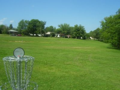 The Wayfarer's Roost, Main course, Hole 7 Reverse (back up the fairway)