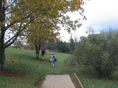 Ashe County Park, Main course, Hole 4