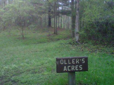 Oller's Acres, Oller's Acres, Hole 2 Long approach