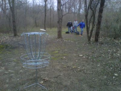Oller's Acres, Oller's Acres, Hole 5 Putt
