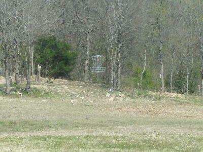 Saddle Hills, Main course, Hole 2 Midrange approach