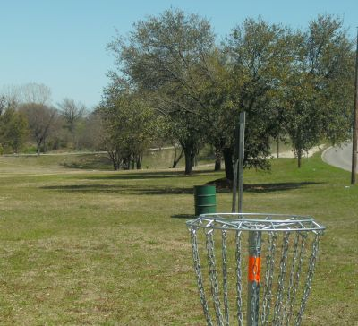 Saddle Hills, Main course, Hole 8 Reverse (back up the fairway)