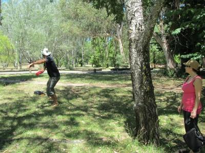 Eddison Park, Main course, Hole 3 Tee pad
