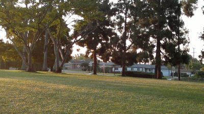 La Mirada Regional Park, Main course, Hole 6 Tee pad
