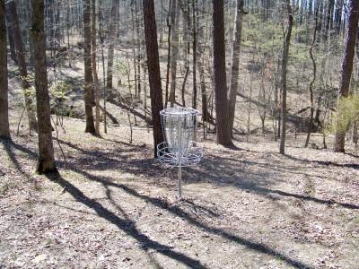 International Disc Golf Center, Jim Warner Memorial, Hole 17 Putt