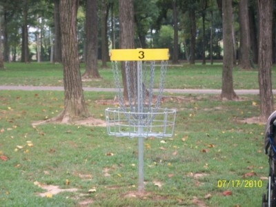 War Memorial Park, Main course, Hole 3 Putt