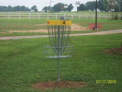 War Memorial Park, Main course, Hole 4 Putt