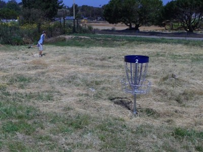 Cal State University San Marcos, Cal State San Marcos DGC, Hole 2 Putt