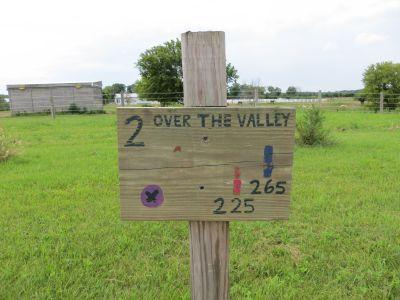 Phantom Lake YMCA Camp, Main course, Hole 2 Short tee pad