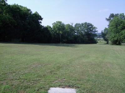 The Shire, Main course, Hole 1 Tee pad