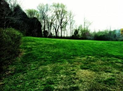 Mundy Park, Main course, Hole 1 Midrange approach