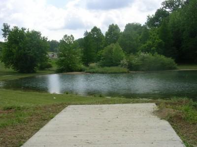 Athens Regional Park, Main course, Hole 5 Long tee pad