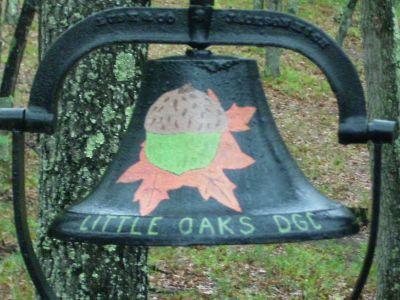 Little Oaks, Main course, Hole 1