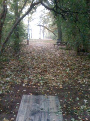 Estabrook Park, Main course, Hole 12 Long tee pad