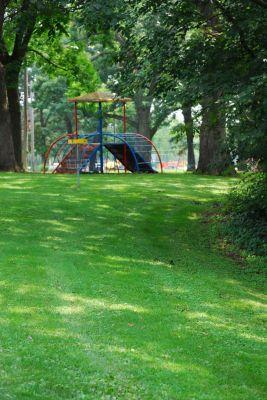 Butterworth Park, Main course, Hole 7 Midrange approach