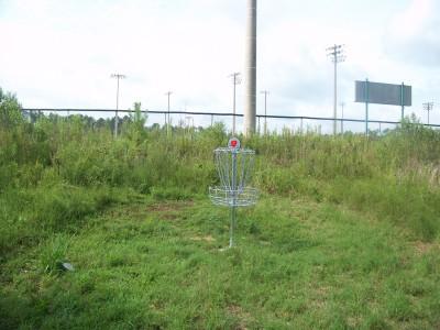 Myrtle Ridge, Main course, Hole 9 Alternate pin