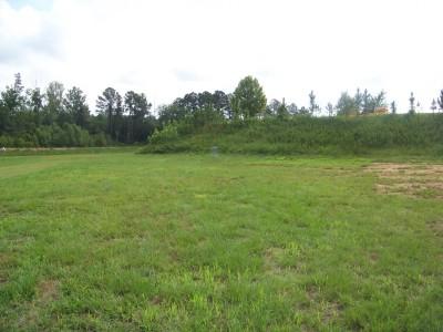 Myrtle Ridge, Main course, Hole 1 Midrange approach