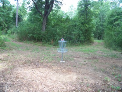 Myrtle Ridge, Main course, Hole 4 Putt