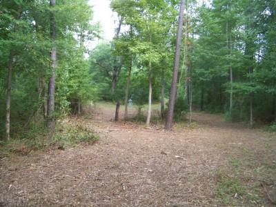 Myrtle Ridge, Main course, Hole 4 Midrange approach