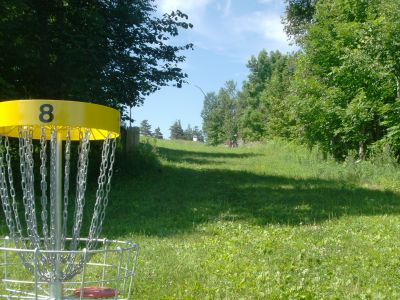 Hockley Valley Resort, Main course, Hole 8 Reverse (back up the fairway)