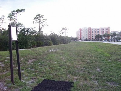 University of Central Florida, Main course, Hole 6 Tee pad